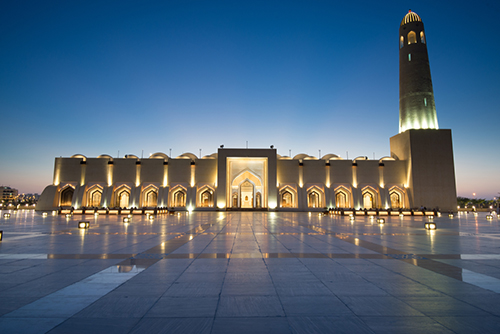 Doha Grand Mosque _DOHA_